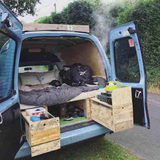 Mini Van Conversionr 50