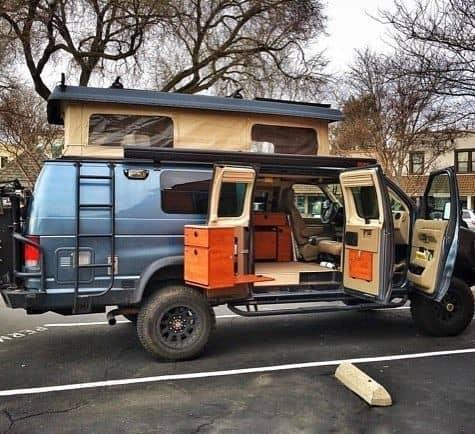 Mini Van Conversionr 53