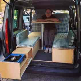 Mini Van Conversionr 54