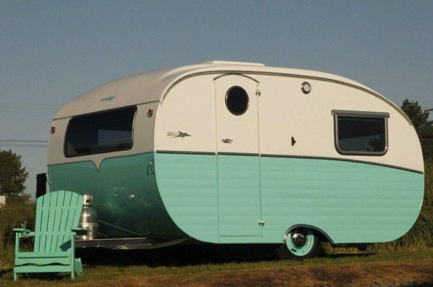 Retro Camper 50