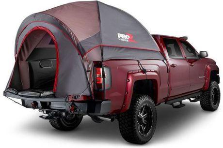Truck Tent Diy 12