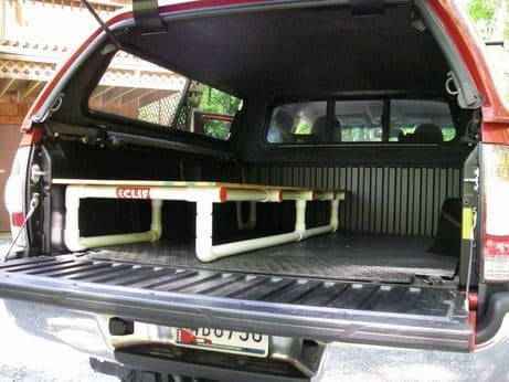 Truck Tent Diy 15