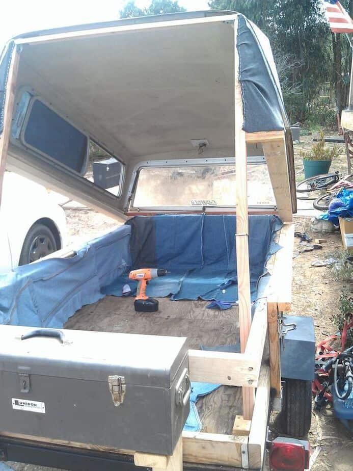 Truck Tent Diy 19