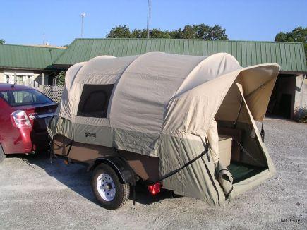 Truck Tent Diy 22