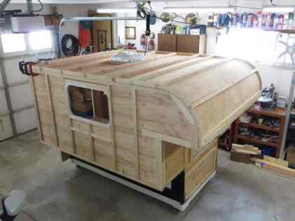 Truck Tent Diy 27