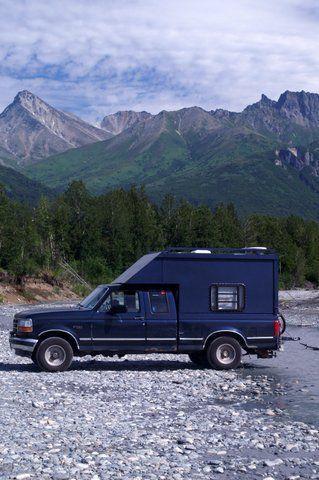 Truck Tent Diy 53