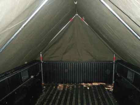 Truck Tent Diy 56