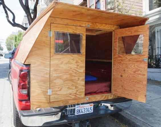 Truck Tent Diy 8