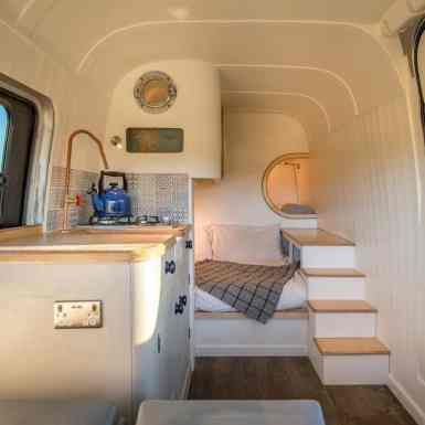 Van Conversion Ideas Layout 14