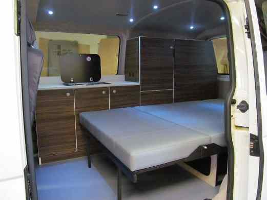 Van Conversion Ideas Layout 21