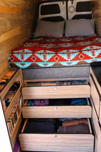 Van Conversion Ideas Layout 31