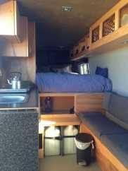 Van Conversion Ideas Layout 37