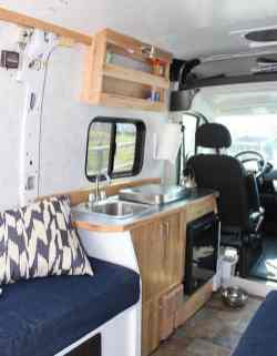 Van Conversion Ideas Layout 41