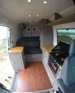 Van Conversion Ideas Layout 53