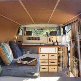 Van Conversion Ideas Layout 60