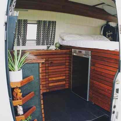 Sprinter Van Conversion Interiors 27