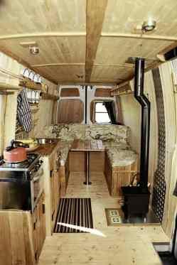 Sprinter Van Conversion Interiors 8