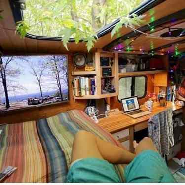Van Conversion Ideas Layout 18