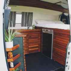 Van Conversion Ideas Layout 27