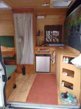 Van Conversion Ideas Layout 8