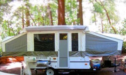 25 Best Camping Hacks Camper Pop Up | Camperism