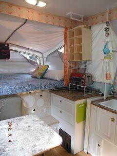 Camping Hacks Camper Pop Up 4