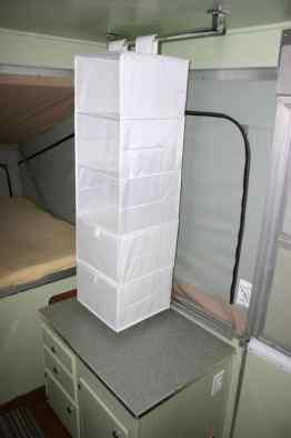 Rv Clothes Storage 10