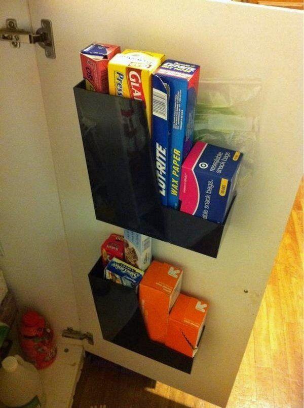 Rv Clothes Storage 4