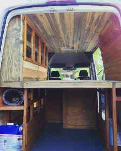 Sprinter Van Conversion 30