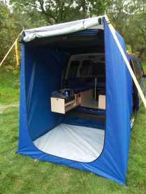 Van Camping 28