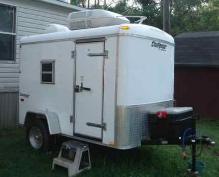 Cargo Trailer Conversion 25