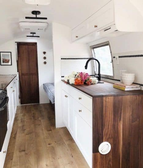 Glamping Ideas Trailer 12