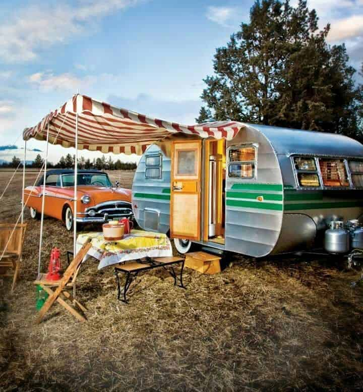 Glamping Ideas Trailer 14