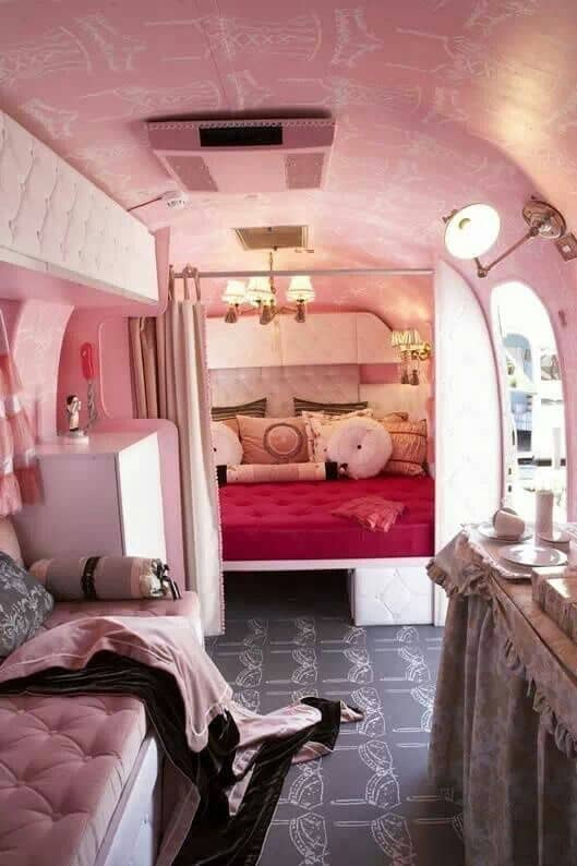 Glamping Ideas Trailer 20