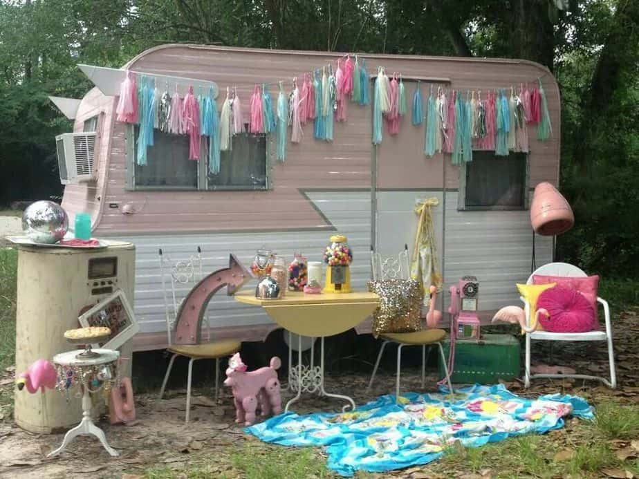 Glamping Ideas Trailer 5