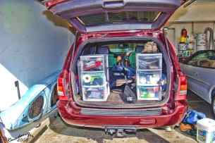 Packing Car For Camping 15