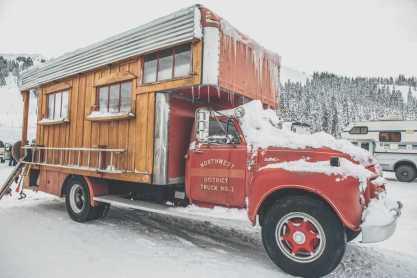 Homemade Camper Trailer Tiny Houses 6