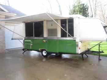 Apache Camper 26