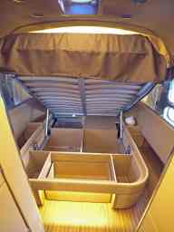Camper Bed Ideas 23