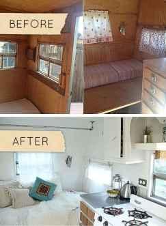 Shasta Camper Remodel 11