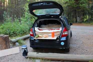 Suv Camping 15