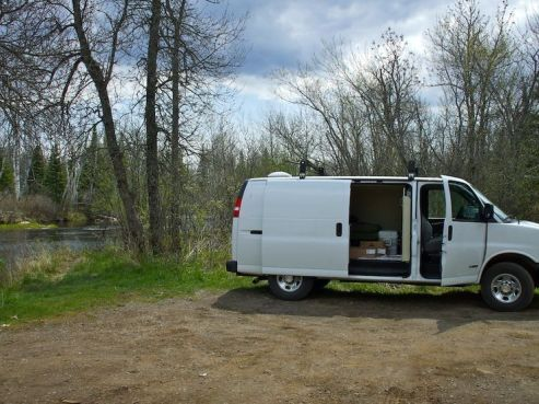Van Build 4