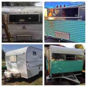 Vintage Camper Remodel 20