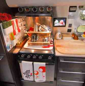 Travel Trailer Living 5