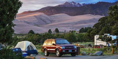 Dry Camping Hacks