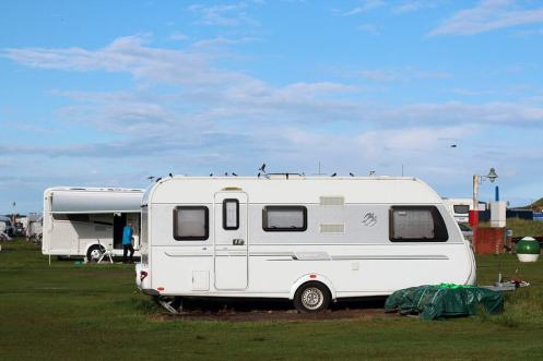 Dry Camping With Motorhome