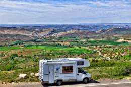 Rent RV For Europe Trip