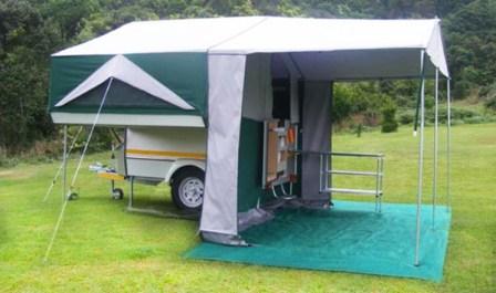 Skipper Tent Trailers