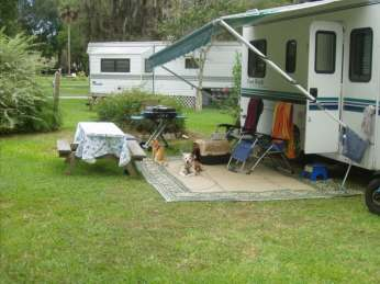 Motorhome With Alarm System Hack