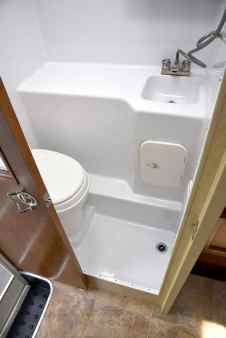 Rv Bathroom Storage